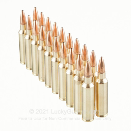Image 4 of Winchester 300 Winchester Short Magnum Ammo