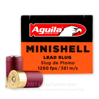 Image 1 of Aguila 12 Gauge Ammo