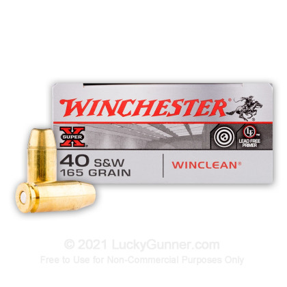 Image 1 of Smith & Wesson .40 S&W (Smith & Wesson) Ammo