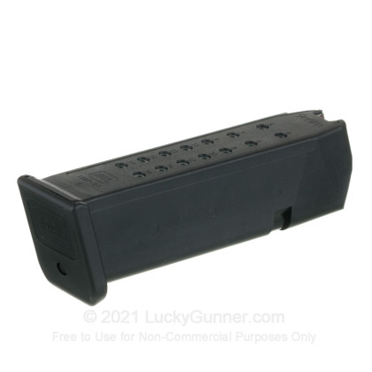 Large image of Factory Glock 9mm Generation 5 G17 17 Round Magazine For Sale - 17 Rounds