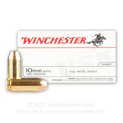 Image 2 of Winchester 10mm Auto Ammo
