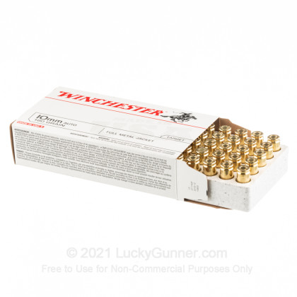 Image 3 of Winchester 10mm Auto Ammo