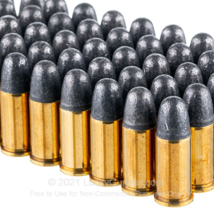 Image 5 of Prvi Partizan .38 Smith & Wesson Ammo