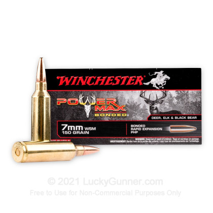 Image 2 of Winchester 7mm Winchester Short Magnum Ammo