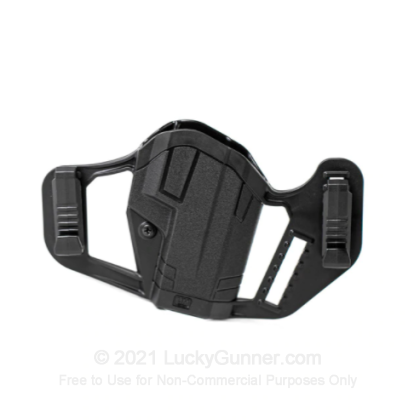 Large image of Holster - Outside or Inside the Waistband - Uncle Mike's - Apparition Holster - Right or Left Hand