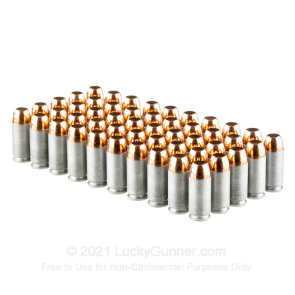 Image 4 of Blazer .40 S&W (Smith & Wesson) Ammo