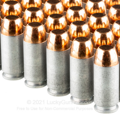 Image 5 of Blazer .40 S&W (Smith & Wesson) Ammo