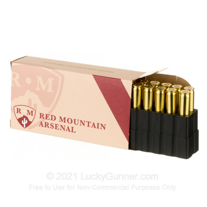Image 3 of Red Mountain Arsenal .308 (7.62X51) Ammo