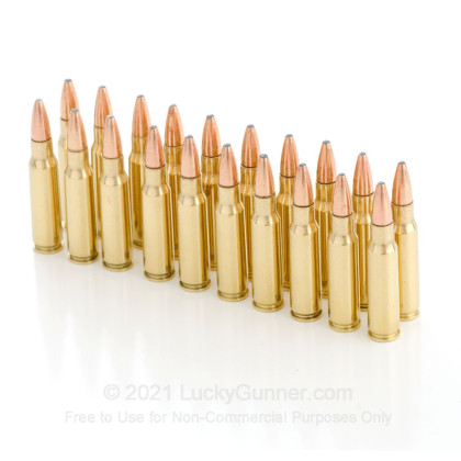 Image 12 of Remington 6.8 Remington SPC Ammo