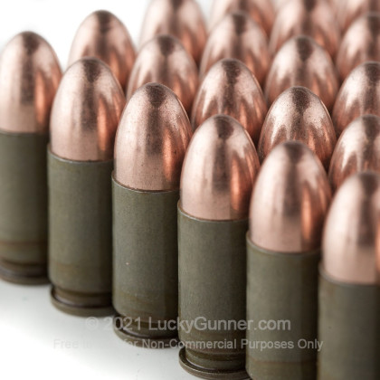 Image 5 of Brown Bear 9mm Luger (9x19) Ammo