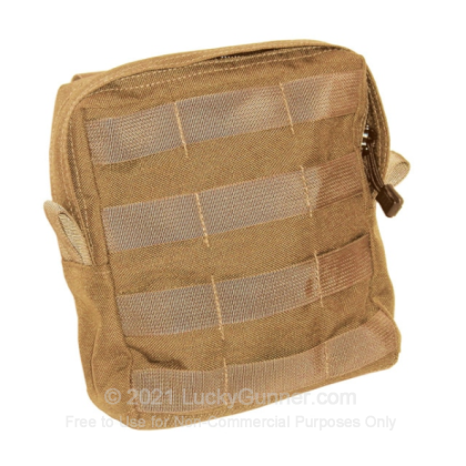 Large image of S.T.R.I.K.E. Large Utility Pouch - Blackhawk - Coyote Tan