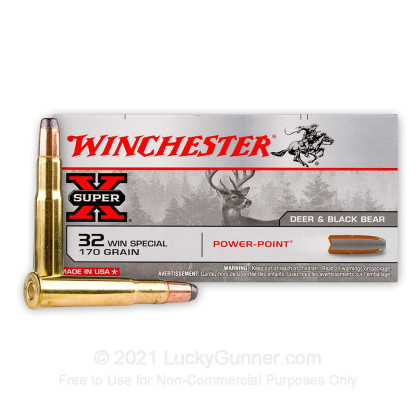 Image 2 of Winchester .32 Winchester Special Ammo