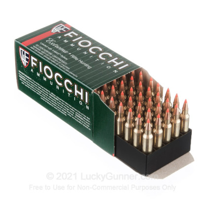 Image 3 of Fiocchi .204 Ruger Ammo