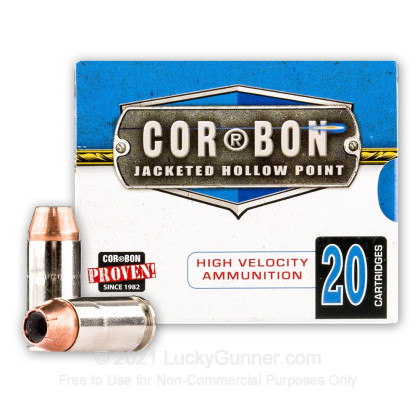 Image 2 of Corbon .40 S&W (Smith & Wesson) Ammo