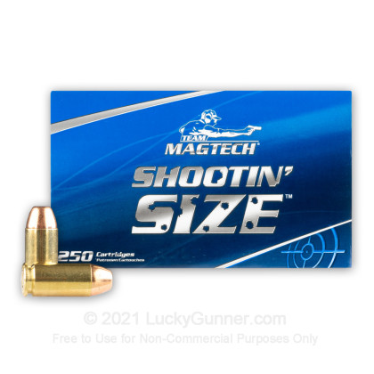 Image 1 of Magtech .40 S&W (Smith & Wesson) Ammo