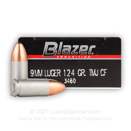 Image 1 of CCI 9mm Luger (9x19) Ammo