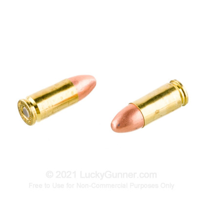 Image 6 of Blazer Brass 9mm Luger (9x19) Ammo