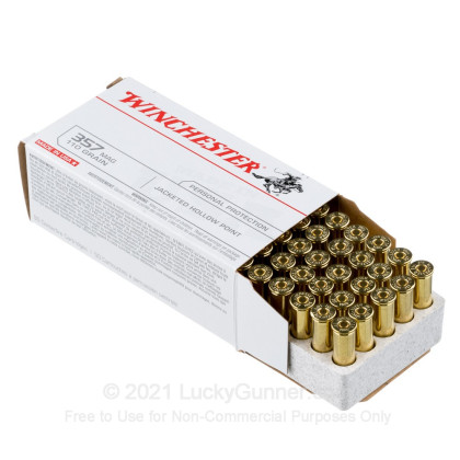 Image 3 of Winchester .357 Magnum Ammo