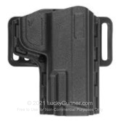 Large image of Holster - Outside the Waistband - Uncle Mike's - Reflex Pistol Holster - Left Hand