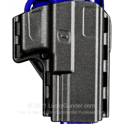 Large image of Holster - Outside the Waistband - Uncle Mike's - Competition Reflex Pistol Holster - Right Hand