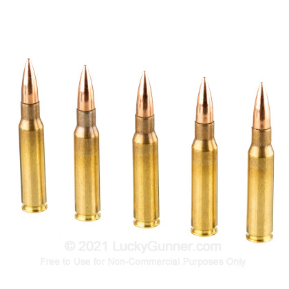 Image 4 of Aguila .308 (7.62X51) Ammo