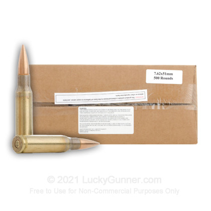 Image 1 of BlackGun Ammo (BGA) .308 (7.62X51) Ammo