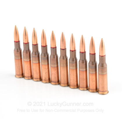Image 4 of Military Surplus 7.62x54r Ammo