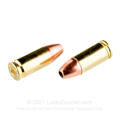 Image 6 of Fiocchi 9mm Luger (9x19) Ammo