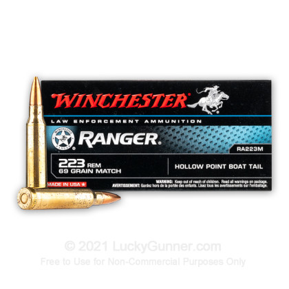 Image 2 of Winchester .223 Remington Ammo