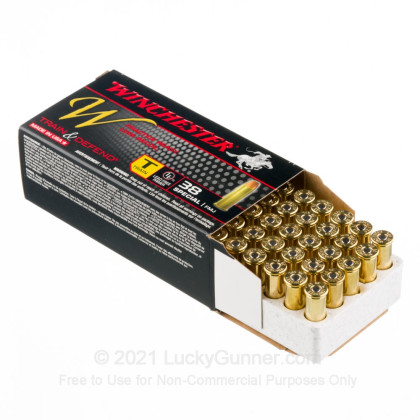Image 3 of Winchester .38 Special Ammo