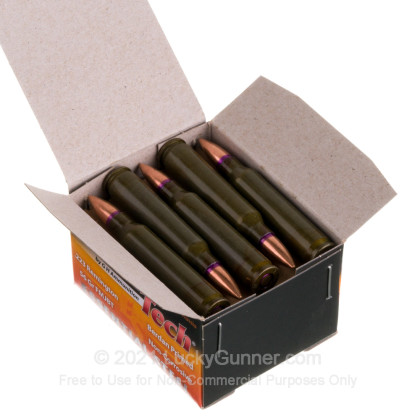 Image 3 of MaxxTech .223 Remington Ammo