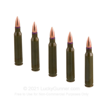Image 4 of MaxxTech .223 Remington Ammo