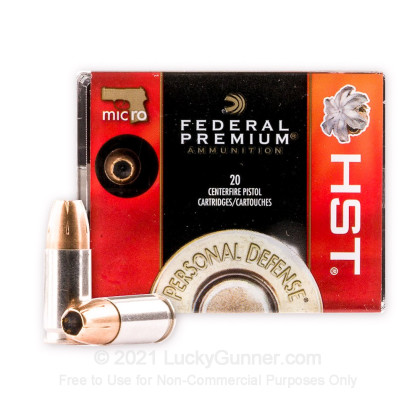 Image 6 of Federal 9mm Luger (9x19) Ammo