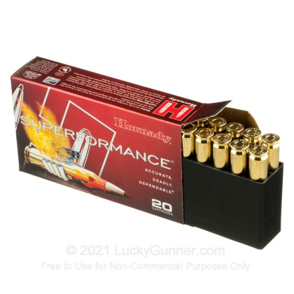 Image 3 of Hornady 7mm-08 Remington Ammo