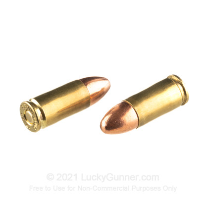 Image 6 of Military Ballistics Industries 9mm Luger (9x19) Ammo