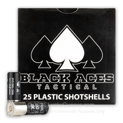 Image 2 of Black Aces Tactical 12 Gauge Ammo