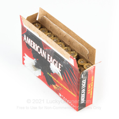 Image 3 of Federal 6.8 Remington SPC Ammo