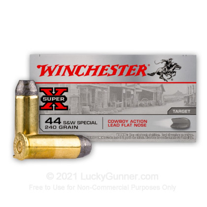Image 2 of Winchester .44 Special Ammo