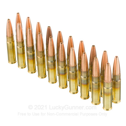 Image 4 of Winchester .300 Blackout Ammo
