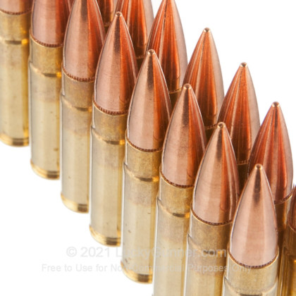 Image 5 of Team Never Quit .300 Blackout Ammo
