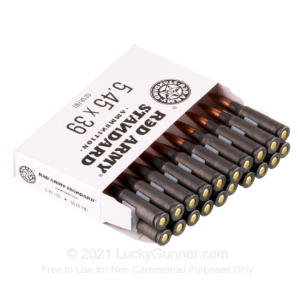 Image 3 of Red Army Standard 5.45x39 Russian Ammo