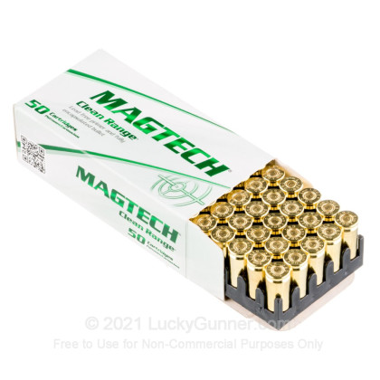 Image 3 of Magtech 9mm Luger (9x19) Ammo