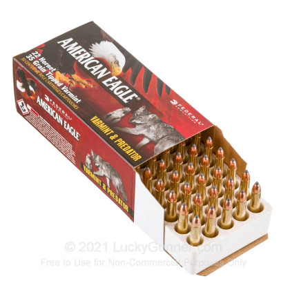Image 3 of Federal .22 Hornet Ammo