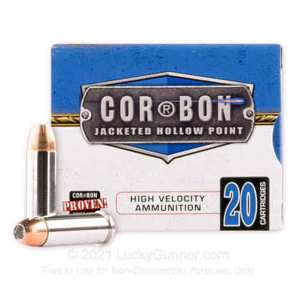 Image 2 of Corbon .38 Special Ammo
