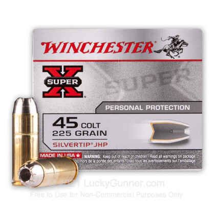 Image 2 of Winchester .45 Long Colt Ammo