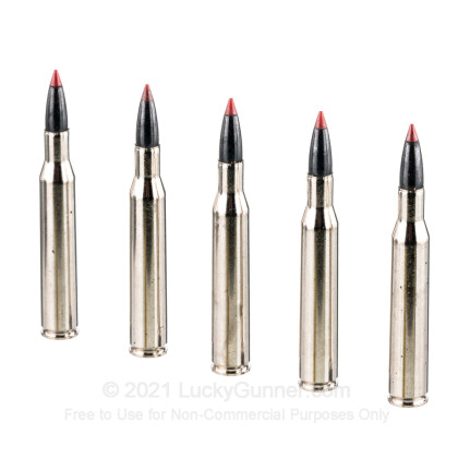 Large image of Premium 270 Ammo For Sale - 140 Grain Bonded PT Ammunition in Stock by Winchester Accubond - 20 Rounds