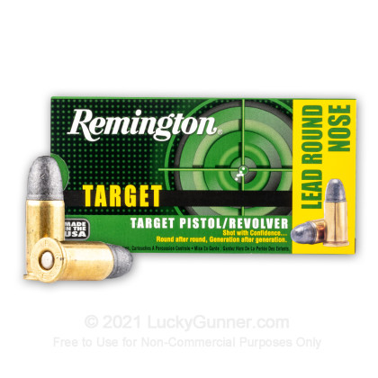 Image 2 of Remington .38 Smith & Wesson Ammo