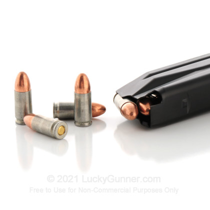Image 10 of MFS 9mm Luger (9x19) Ammo