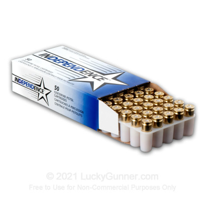 Image 5 of Independence 9mm Luger (9x19) Ammo