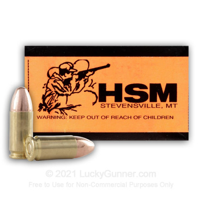Image 3 of Hunting Shack (HSM) 9mm Luger (9x19) Ammo